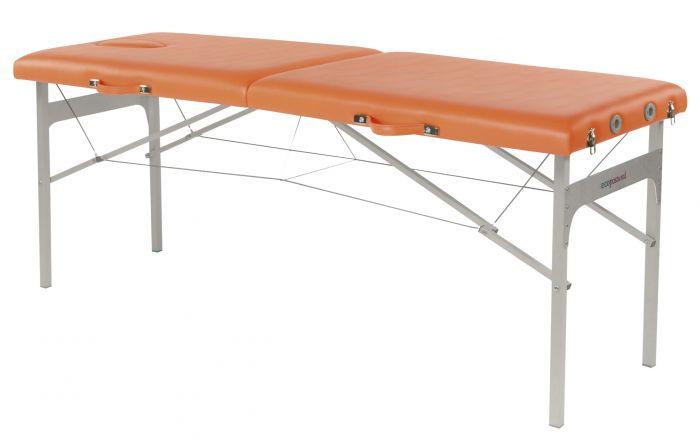 Stół do masażu z linkami stalowymi Ecopostural C3412