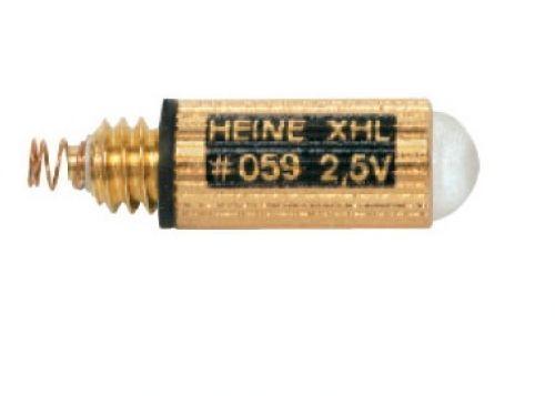 HEINE XHL 2.5v Halogenowa żarówka 059