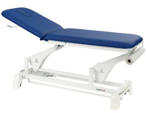 Ecopostural Dwuczęściowy, elektryczny stół do masażu C3553