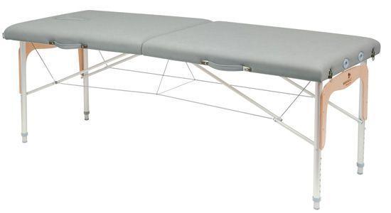Ecopostural Stół do masażu z systemem blokady linek i regulacją wysokości C3311