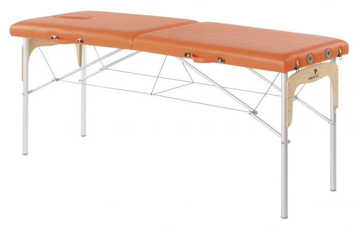 Stół do masażu C3312 firmy Ecopostural z linkami stalowymi