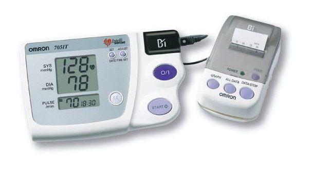 Elektroniczny ciśnieniomierz Omron 705 CPII