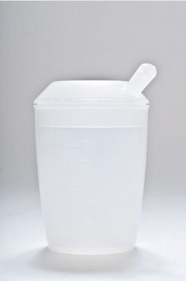 Plastikowy pojemnik do picia 200 ml Holtex