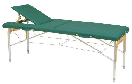 Stół do masażu z linkami stalowymi i z regulowaną wysokością C3309 firmy Ecopostural