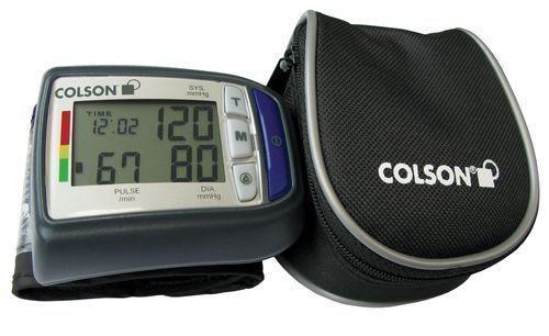 Ciśnieniomierz nadgarstkowy Colson C3