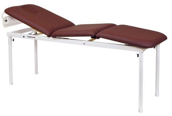 Ecopostural wielofunkcyjny stół z metalową ramą C3519