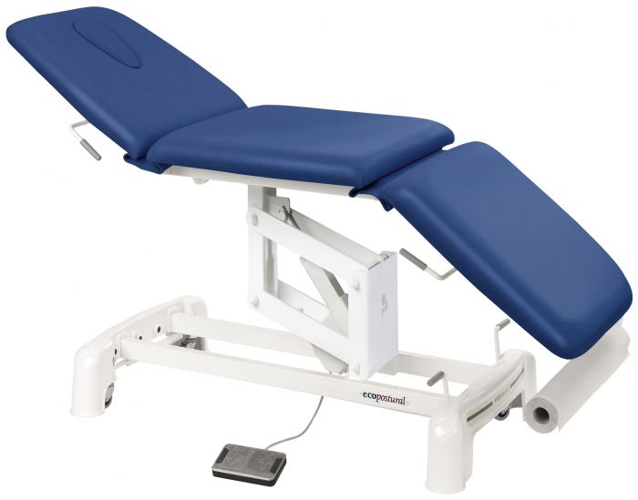 Ecopostural 3 częściowy, elektryczny stół do masażu: C3515M41