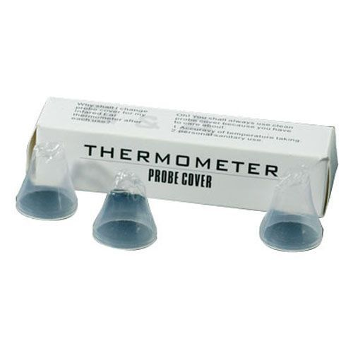 Nakładki na termometr douszny