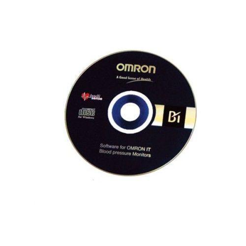 Płyta CD z oprogramowaniem do 705 CP II, 705 IT lub R7, monitorującym ciśnienie krwi