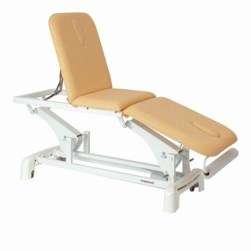Ecopostural 3 częściowy, elektryczny stół do masażu C3527