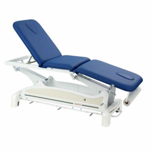 Ecopostural 3 częściowy, elektryczny stół do masażu C3547