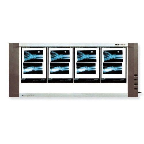 Cztery panele LCD podświetlarki do zdjęć RTG (90W)
