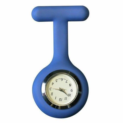 Pielęgniarski zegarek z silikonową zawieszką Holtex