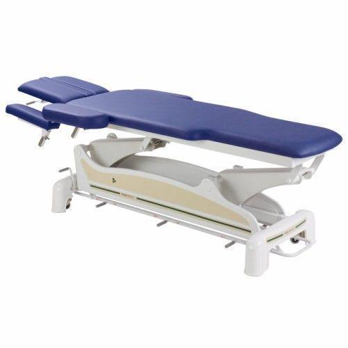 Ecopostural Elektryczny stół do masażu z wąskim zakończeniem 3564C C3564M48