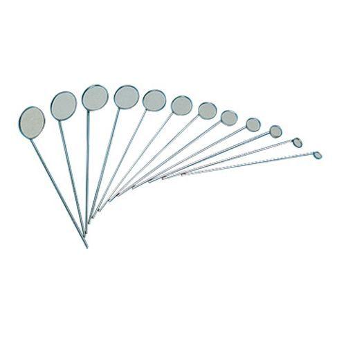Lusterka laryngologiczne 8 mm z rączką Comed