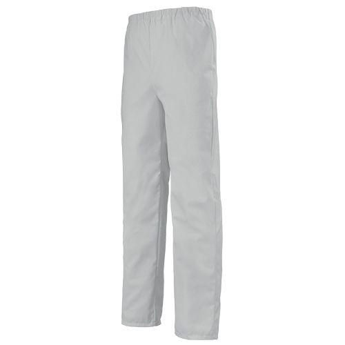Białe spodnie unisex, LUC