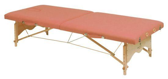 Ecopostural Stół z linkami stalowymi do masażu shiatsu, C3111