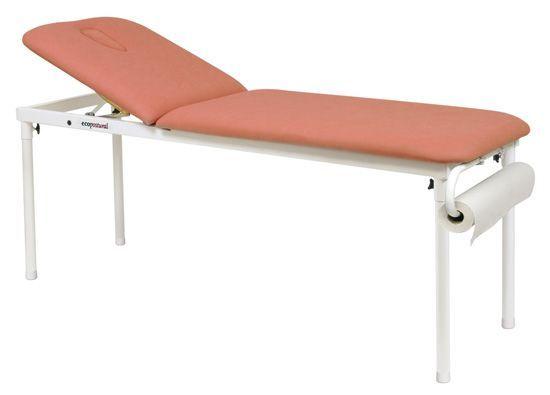 Ecopostural stół do masażu z metalową ramą C3520
