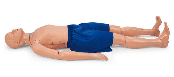 Description du Mannequin de Sauvetage Acquatique Adulte Erler Zimmer R10092-1