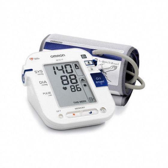Automatyczny ciśnieniomierz na ramię Omron M10 IT
