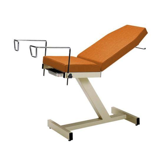 Fotel ginekologiczny o stałej wysokości 82 cm Carina 62501