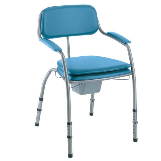 Krzesło Invacare Omega H450LA lawendowe