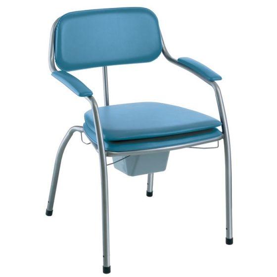 Krzesło toaletowe Invacare Omega Classique H450 Lawendowy