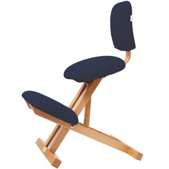 Składane krzesło ergonomiczne Ecopostural S2105