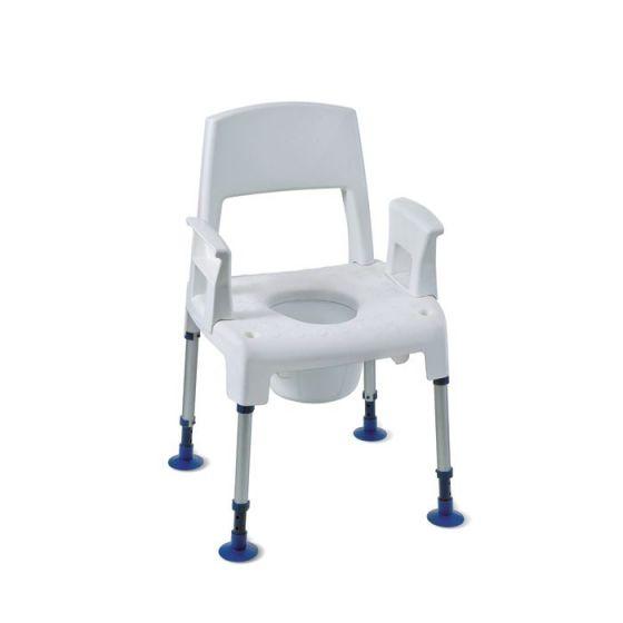 Fotel pod prysznic Invacare Aquatec Pico Commode