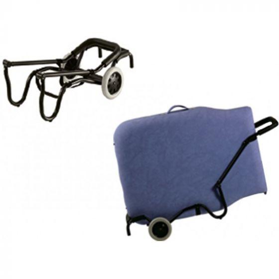 Ecopostural wózek do transportu przenośnych stołów A4473