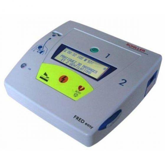 Schiller Fred Easy, w pełni zautomatyzowany AED