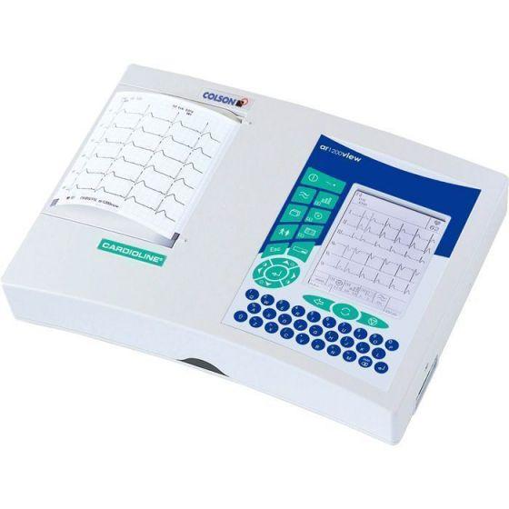 EKG Colson Cardioline AR1200 View Scope 6 kanałów