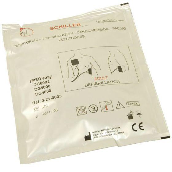 Elektrody defibrylacyjne do FRED EASY