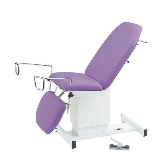 Fotel ginekologiczny z elektrycznie regulowaną wysokością Carina 62504T