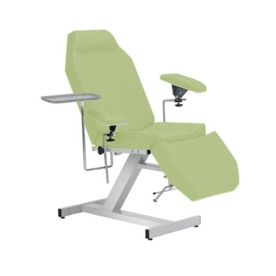 Fotel do pobierania krwi o stałej wysokości 50 cm Carina 51202HB