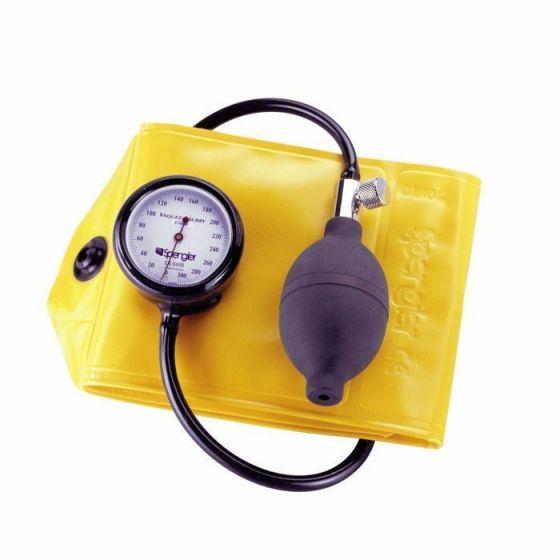 Spengler VAQUEZ-LAUBRY Kliniczny, zintegrowany ciśnieniomierz