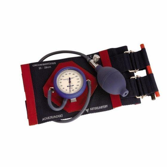Spengler VAQUEZ-LAUBRY Kolor, zintegrowany ciśnieniomierz zegarowy