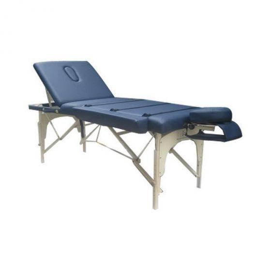 Eco Pro stół do masażu z oparciem
