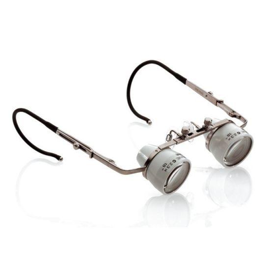 Lupy okularowe C 2,3 na ramce