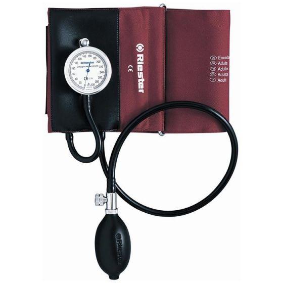Ciśnieniomierz zegarowy Riester