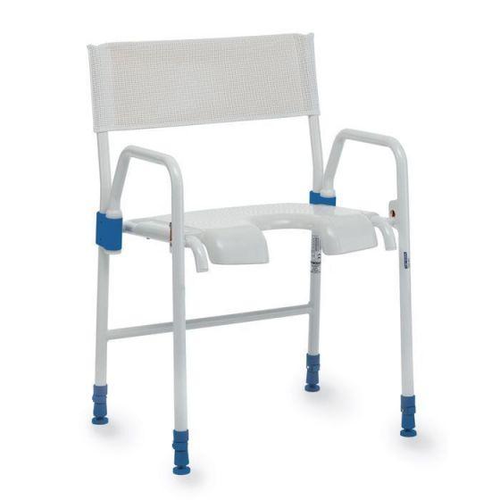 Krzesło pod prysznic Aquatec Galaxy Invacare