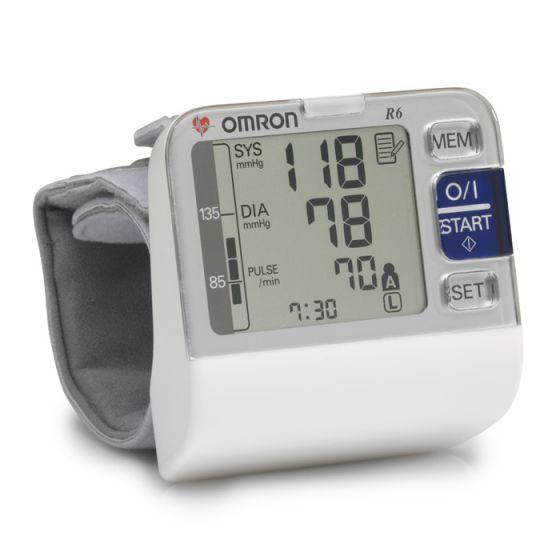 Ciśnieniomierz na nadgarstek Omron R6