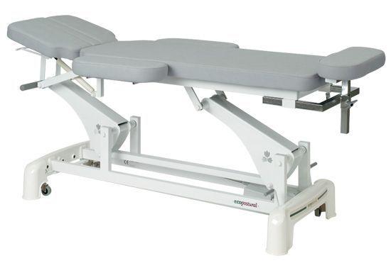 Ecopostural stół do masażu z podłokietnikami C3545M24