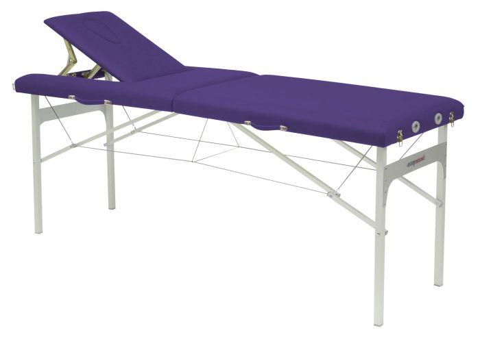 Stół do masażu o stałej wysokości Ecopostural C3415